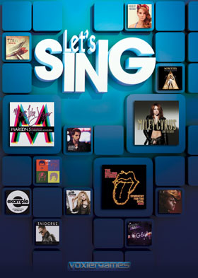 Nexway 773465 video game add-on/downloadable content (DLC) Video game downloadable content (DLC) PC Let's Sing Español