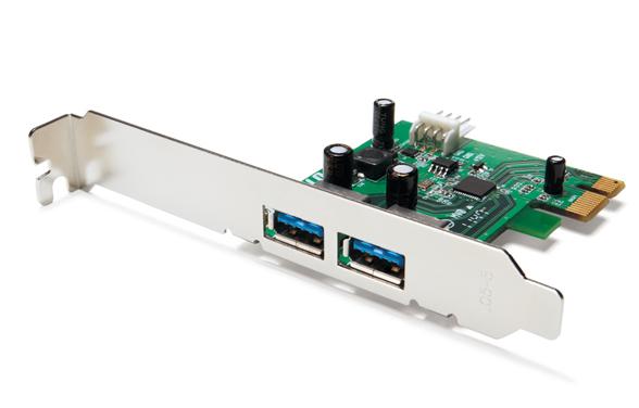 Buffalo PCI-Express/USB 3.0