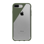 """Native Union CLIC Crystal mobile phone case 14 cm (5.5"""") Cover Olive,Transparent"""