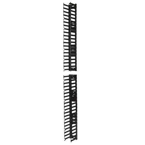 APC AR7580A Straight cable tray Black