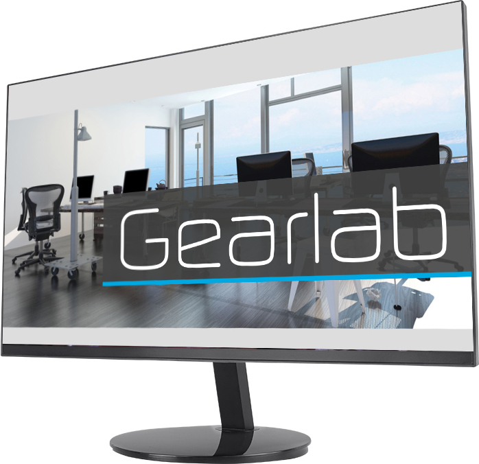 "Gearlab 24"" WQHD IPS LED Monitor"