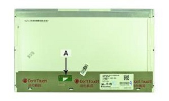 2-Power 2P-MJ154 notebook spare part Display