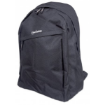 Manhattan Knappack backpack Polyester,PVC Black
