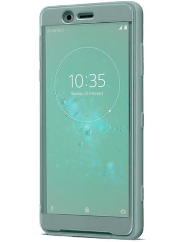 Sony SCTH50 Cover Green