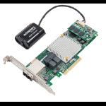 Microsemi 8885Q RAID controller PCI Express x8 3.0 12 Gbit/s