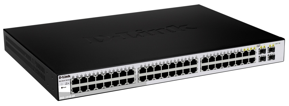 D-Link DGS-1210-48 network switch