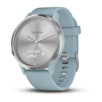 Garmin vívomove HR sport watch Silver 64 x 128 pixels Bluetooth