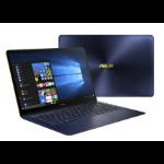 "ASUS UX490UA-BE012T 2.70GHz i7-7500U 14"" 1920 x 1080pixels Blue Notebook"