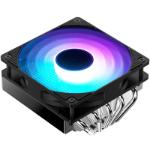 Jonsbo CR-701 Color computer cooling component Processor Heatsink 12 cm Black 1 pc(s)