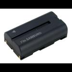 2-Power Camcorder Battery 7.2v 2200mAh