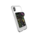 Speck GrabTab Neon Nights Collection Passive holder Mobile phone/Smartphone Multicolour