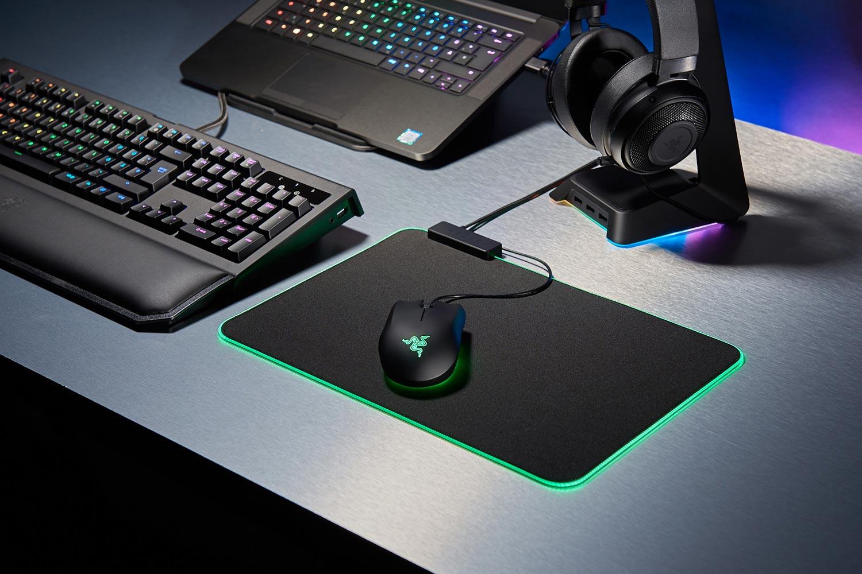 ed84420aac9 PC PARTS & COMPONENT STORE - Razer Goliathus Chroma Black Gaming ...