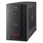 APC Back-UPS uninterruptible power supply (UPS) Line-Interactive 1400 VA 700 W 6 AC outlet(s)