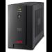 APC Back-UPS sistema de alimentación ininterrumpida (UPS) Línea interactiva 1400 VA 700 W 6 salidas AC