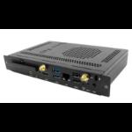 Avocor AVC-OPSi7-G10 i7-10510U Rack-mounted chassis 10th gen Intel® Core™ i7 16 GB DDR4-SDRAM Windows 10 Pro PC Black