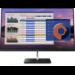 "HP EliteDisplay S270n LED display 68,6 cm (27"") 4K Ultra HD Plana Negro, Plata"