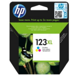 HP F6V18AE (123XL) Printhead color, 330 pages, 9ml