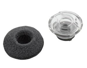 Plantronics 89037-02 Black,Transparent ear plug