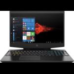 "HP OMEN 15-dh0000na Black Notebook 39.6 cm (15.6"") 1920 x 1080 pixels 9th gen Intel® Core™ i7 8 GB DDR4-SDRAM 512 GB SSD Windows 10 Home"