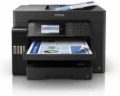 Epson EcoTank ET-16650 Inkjet A3+ 4800 x 2400 DPI 32 ppm Wi-Fi