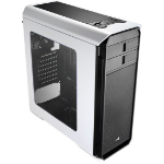 Aerocool Aero-500 White Edition computer case Midi-Tower Black, White