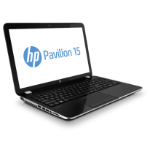 """HP Pavilion 15-e084ca 2.5GHz A10-5750M 15.6"""" 1366 x 768Pixeles Negro, Plata Portátil dir"""