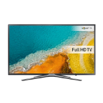 "Samsung UE49K5500AK 49"" Full HD Smart TV Wi-Fi Titanium LED TV"
