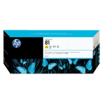 HP C4933A (81) Ink cartridge yellow, 1.4K pages, 680ml