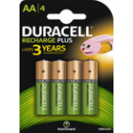 Duracell Rechargeable Plus AA Rechargeable battery Nickel-Metal Hydride (NiMH)