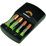 Duracell CEF14UK Indoor Black battery charger