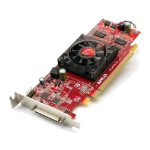 VisionTek 900344 Radeon HD5450 0.5GB GDDR3 graphics card