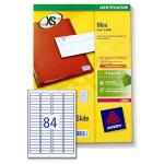 Avery L7656-100 self-adhesive label