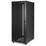 APC NetShelter SV 48U Freestanding rack Black