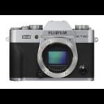Fujifilm X T20 MILC Body 24.3 MP CMOS III 6000 x 4000 pixels Blue, Silver