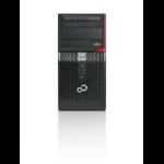 Fujitsu ESPRIMO P556/E85+ 3.7GHz i3-6100 Desktop Black,Red PC