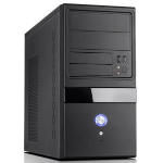 "Aywun 204 Matx Builder""s Case With 500w Max Psu 24pin Atx, 8pin Pes, 1x Usb3+1x Usb2 Front Audio"