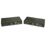 LINDY C6 HDMI 2.0 and USB KVM Extender with HDBaseT??? Technology 100m