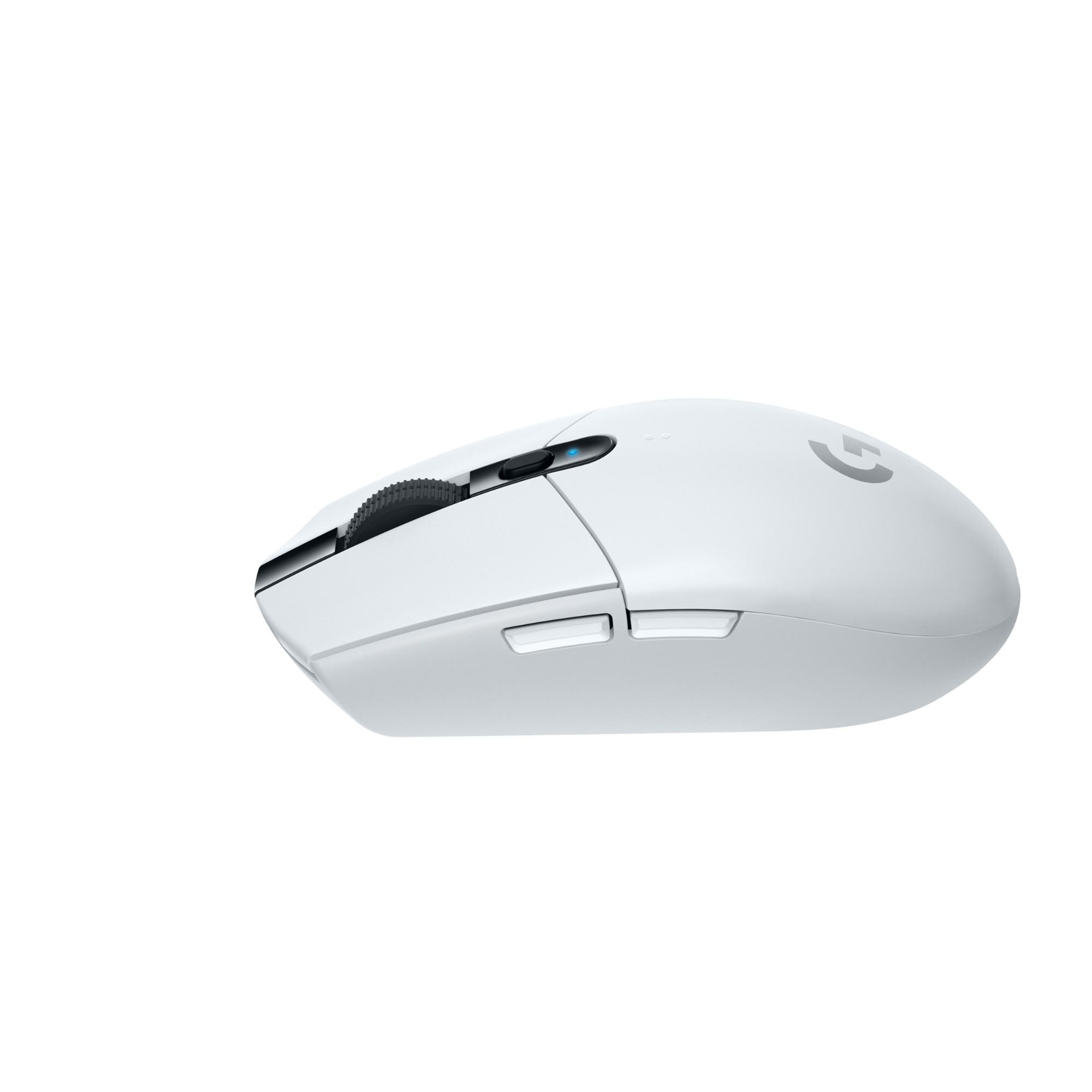 Logitech G G305 ratón RF inalámbrico Óptico 12000 DPI mano derecha