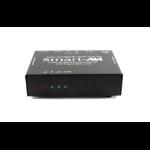 Smart-AVI HDX-ULT-RX AV receiver Black AV extender