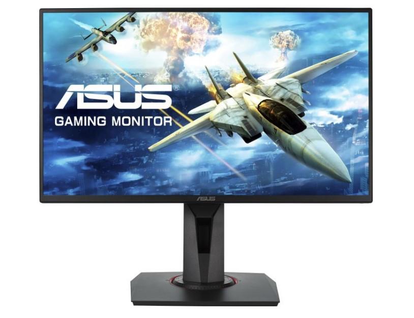 "ASUS VG258QR computer monitor 62.2 cm (24.5"") Full HD LED Flat Matt Black"
