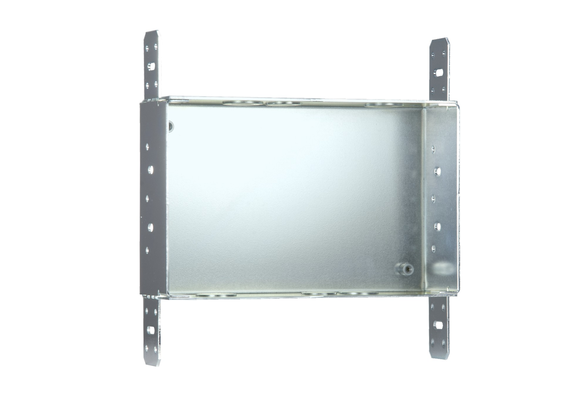 Rough-in Box And Cover Plate For The 7 & Quot Wall Mount Modero X Series Touch Panels