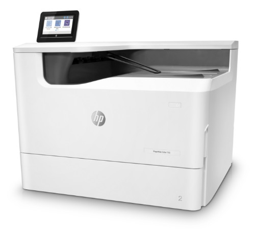 HP PageWide Color 755dn inkjet printer Colour 2400 x 1200 DPI A3 Wi-Fi
