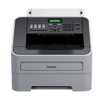 Brother FAX-2940 Mono Laser Fax, 33.6Kbps Modem, 250 Sheet Input Capacity, 2 Years Warranty