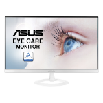 "ASUS VZ279HE-W computer monitor 68,6 cm (27"") Full HD LED Flat Mat Zwart, Wit"