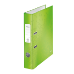 Leitz WOW Lever Arch File A4 80mm Green