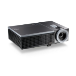 DELL 1610HD 3500ANSI lumens DLP WXGA (1280x800) 3D Desktop projector Black