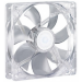 Cooler Master BC 120 CLEAR FRAME GREEN LED FAN - 120MM  1200RPM CASE FAN