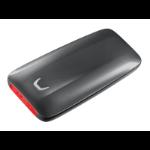 Samsung X5 2000 GB Black, Red