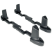 Tripp Lite 2U to 9U Tower Stand Kit for select Rack-Mount UPS Systems