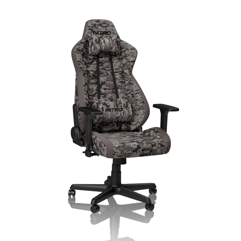 PC PARTS u0026 COMPONENT STORE - Nitro Concepts S300 Padded seat Padded backrest office/computer chair - FAST DELIVERY IN NORTHERN IRELAND - REPUBLIC OF IRELAND  sc 1 st  pc parts u0026 component store & PC PARTS u0026 COMPONENT STORE - Nitro Concepts S300 Padded seat Padded ...